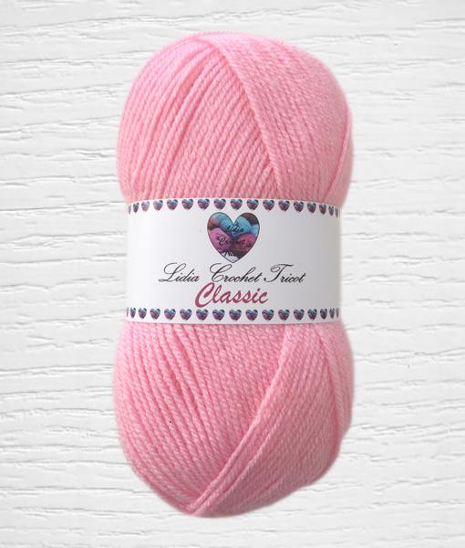 002 Classic Lidia Crochet Tricot