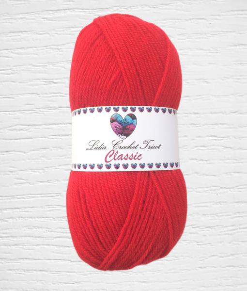 052 Classic Lidia Crochet Tricot