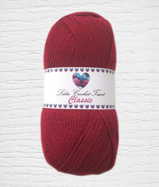 053 Classic Lidia Crochet Tricot