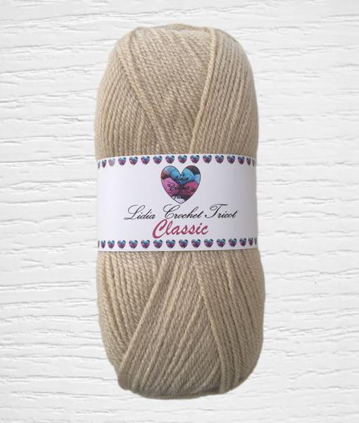 063 Classic Lidia Crochet Tricot