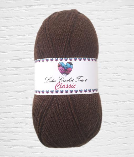 064 Classic Lidia Crochet Tricot