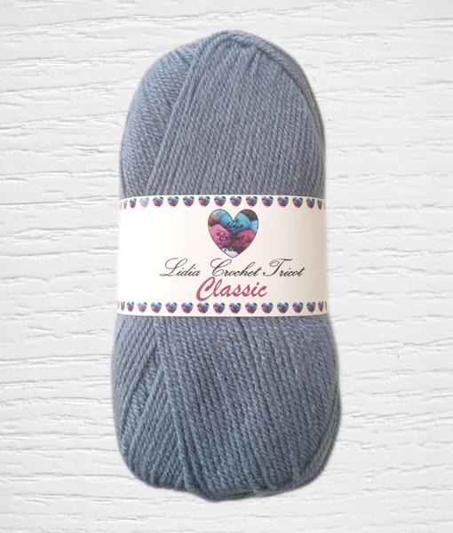 075 Classic Lidia Crochet Tricot