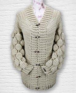Laine Alba ouvrage Lidia Crochet Tricot 1