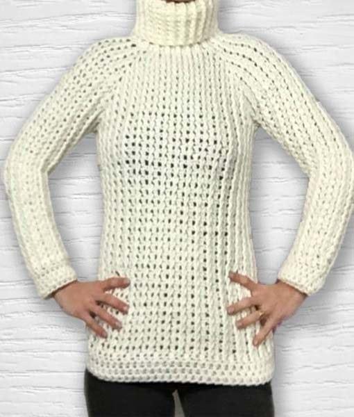 Laine Alba ouvrage Lidia Crochet Tricot 6