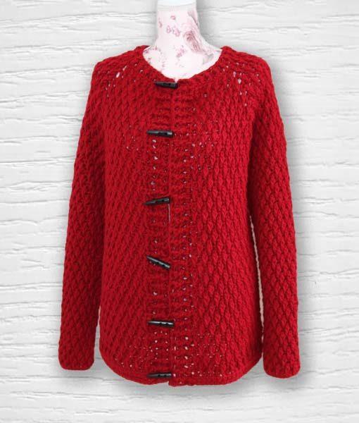Laine Alba ouvrage Lidia Crochet Tricot 7