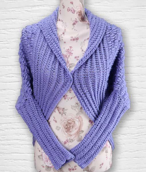 Laine Classic ouvrage Lidia Crochet Tricot 7