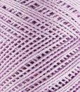 Coton perlé lila Lidia Crochet Tricot