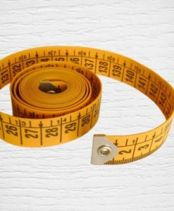 Flexible tape measure LIDIA CROCHET TRICOT