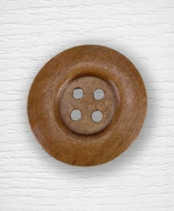 Wood button 50 mm Lidia Crochet Tricot