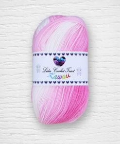 Lana Kawaii Lidia Crochet Tricot