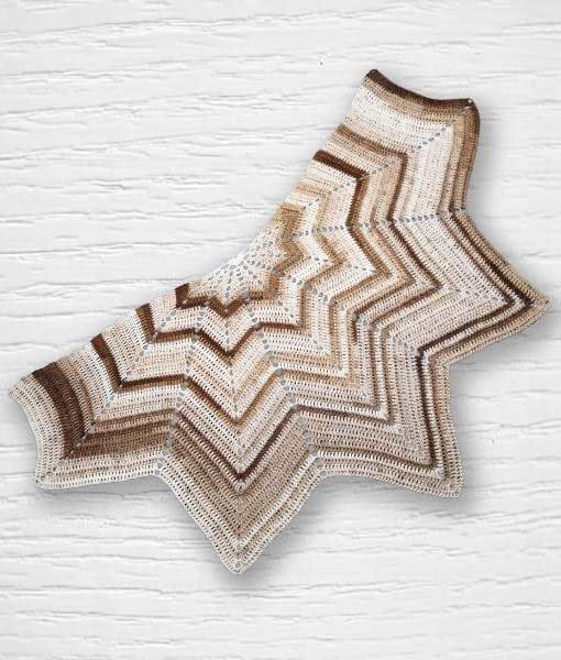 Laine Kameleon ouvrage Lidia Crochet Tricot 1