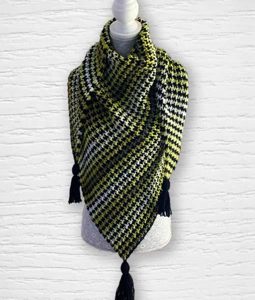 Laine Kameleon ouvrage Lidia Crochet Tricot 12