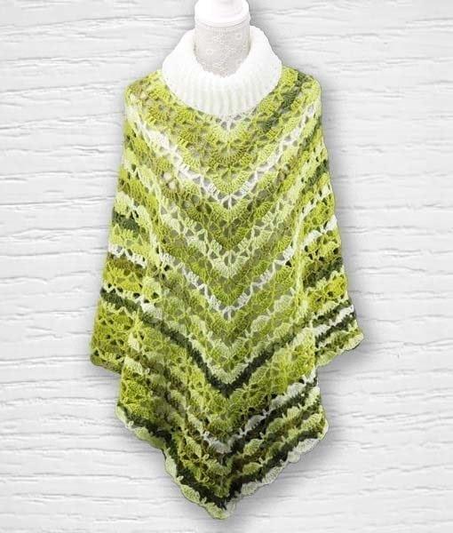Laine Kameleon ouvrage Lidia Crochet Tricot 2