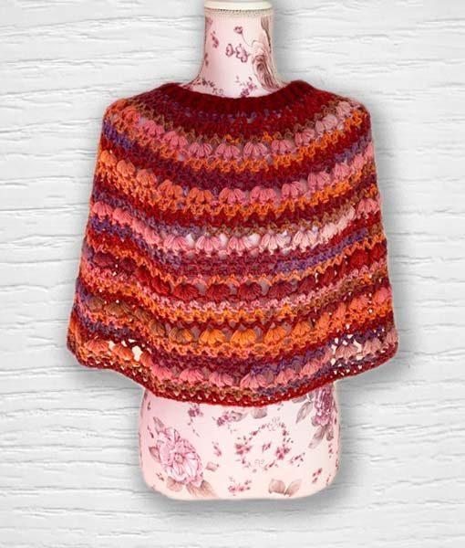 Laine Kameleon ouvrage Lidia Crochet Tricot 7
