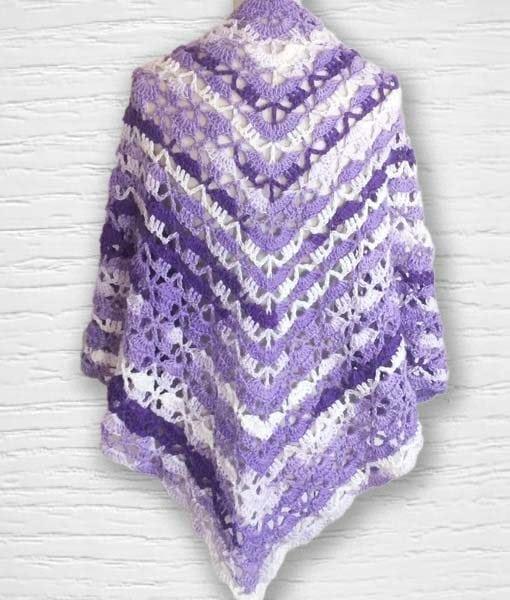 Fantasy yarn Kawaii Lidia Crochet Tricot