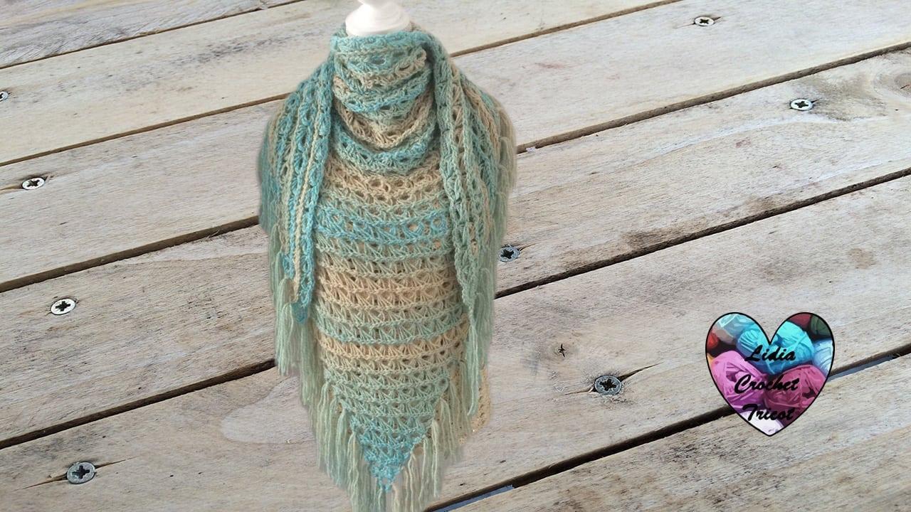 Lidia Crochet Tricot