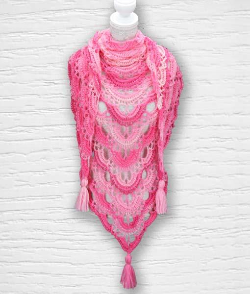 Ouvrage Laine Caprice Lidia Crochet Tricot 005