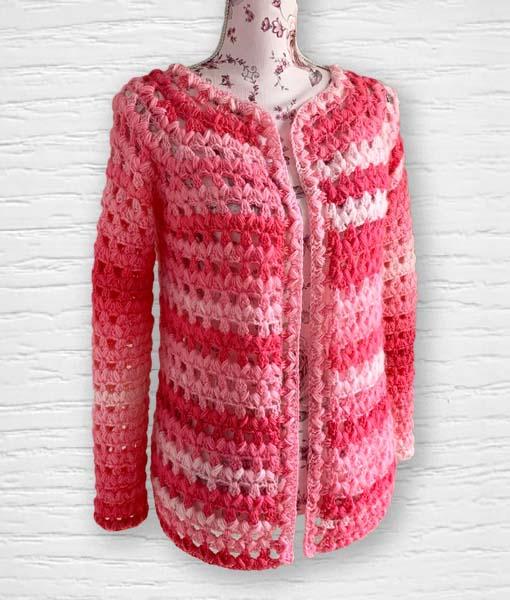 Ouvrage Laine Caprice Lidia Crochet Tricot 005 2