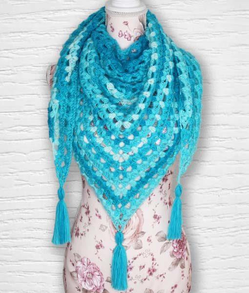 Ouvrage Laine Caprice Lidia Crochet Tricot 006