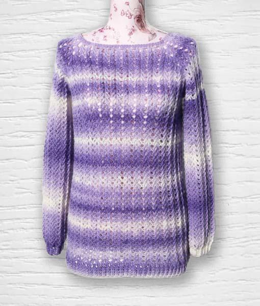 Ouvrage Laine Caprice Lidia Crochet Tricot 008