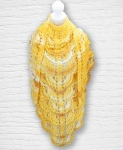 Ouvrage Laine Caprice Lidia Crochet Tricot 009