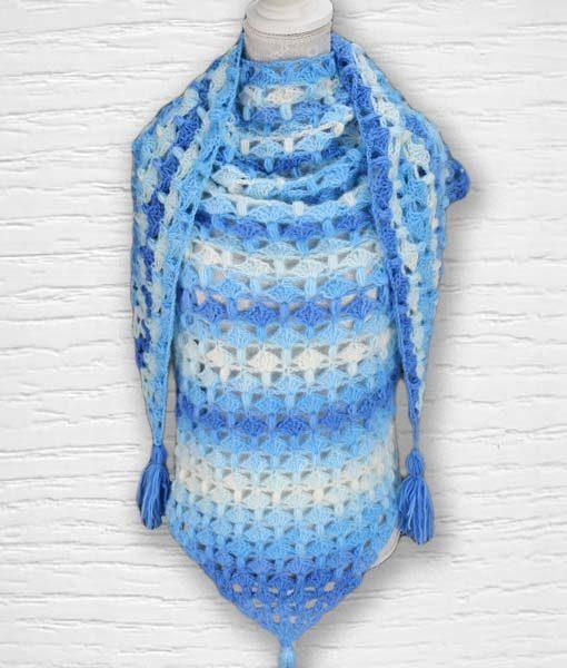 Ouvrage Laine Caprice Lidia Crochet Tricot 010