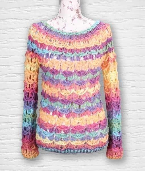 Ouvrage Laine Caprice Lidia Crochet Tricot 011