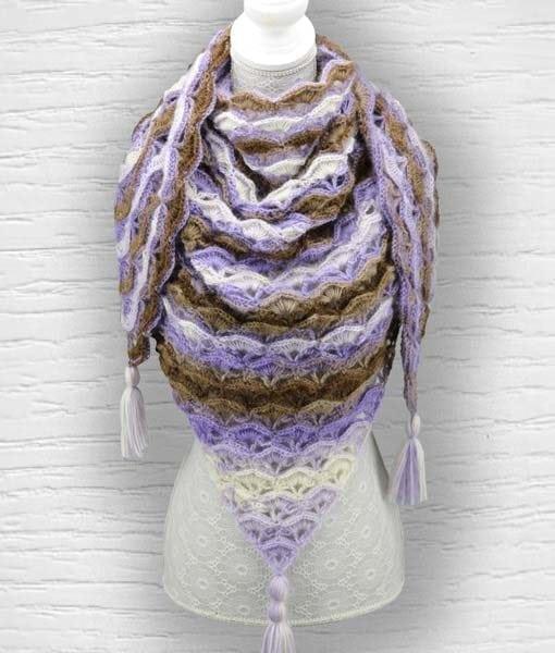 Ouvrage Laine Caprice Lidia Crochet Tricot 023