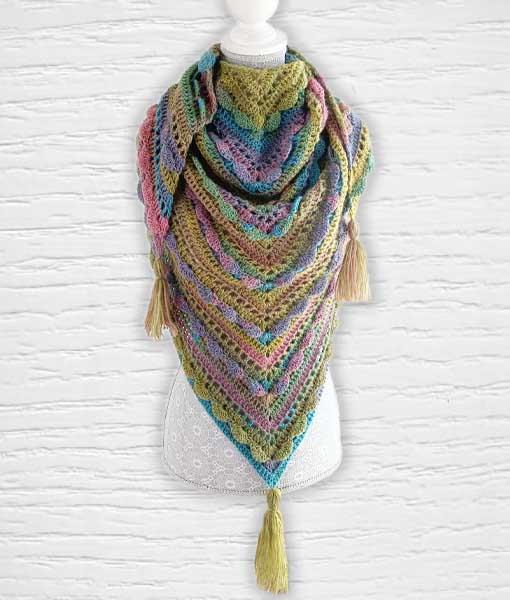 Ouvrage Laine Caprice Lidia Crochet Tricot 038