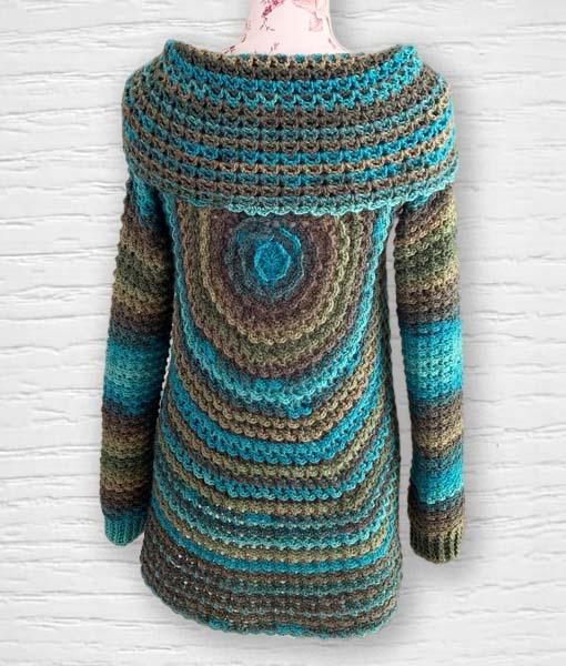 Ouvrage Laine Caprice Lidia Crochet Tricot 081 bis
