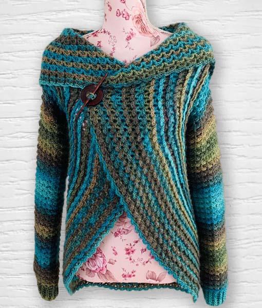 Ouvrage Laine Caprice Lidia Crochet Tricot 081