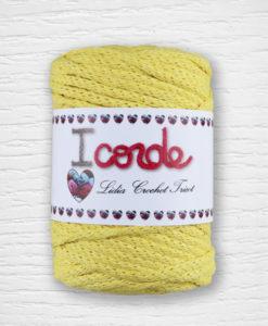 6 I-corde Lidia Crochet Tricot