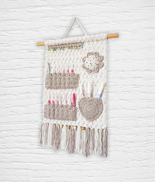 I-corde Lidia Crochet Tricot Ouvrage 23