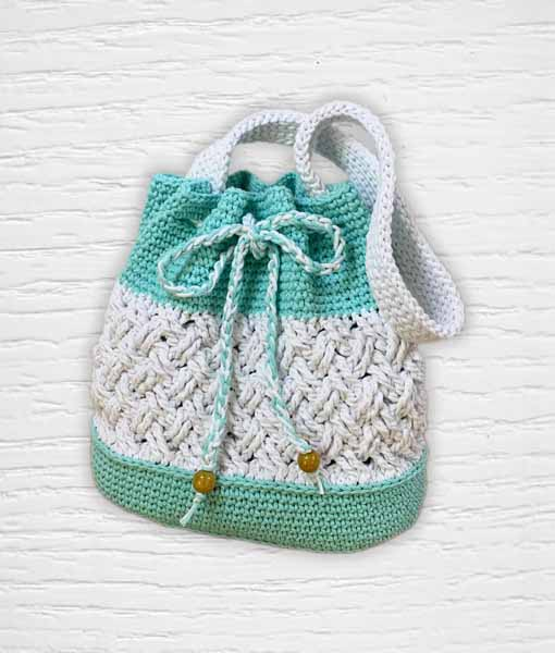 I-corde Lidia Crochet Tricot Ouvrage 24