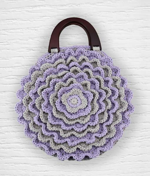 I-corde Lidia Crochet Tricot Ouvrage 5