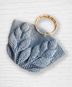 8029 Orange I-corde Lidia Crochet Tricot