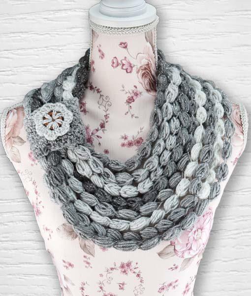 Laine Sublime ouvrage Lidia Crochet Tricot 01