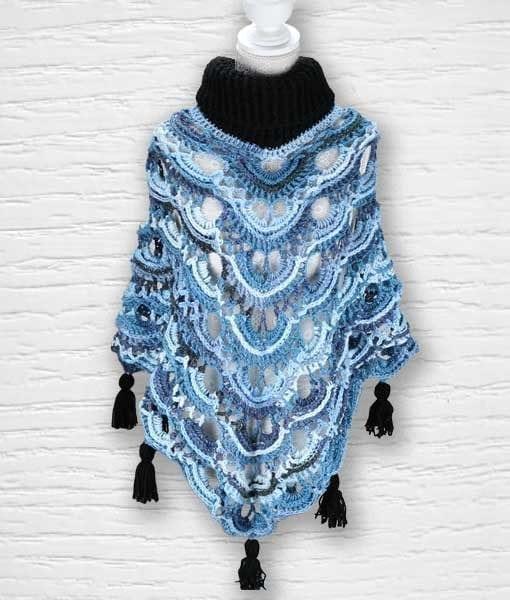 Laine Sublime ouvrage Lidia Crochet Tricot 19