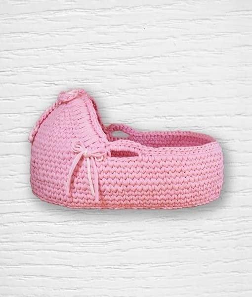 Modèle 1 TrapiXL trapilho Lidia Crochet Tricot