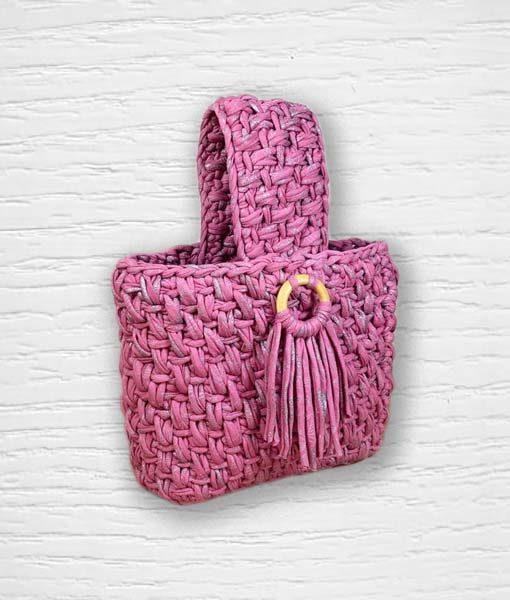 Modèle 11 TrapiXL trapilho Lidia Crochet Tricot