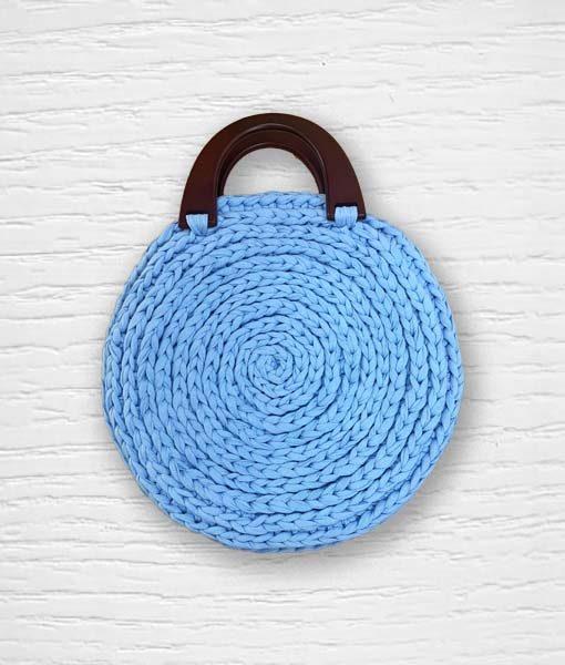 Modèle 12 TrapiXL trapilho Lidia Crochet Tricot