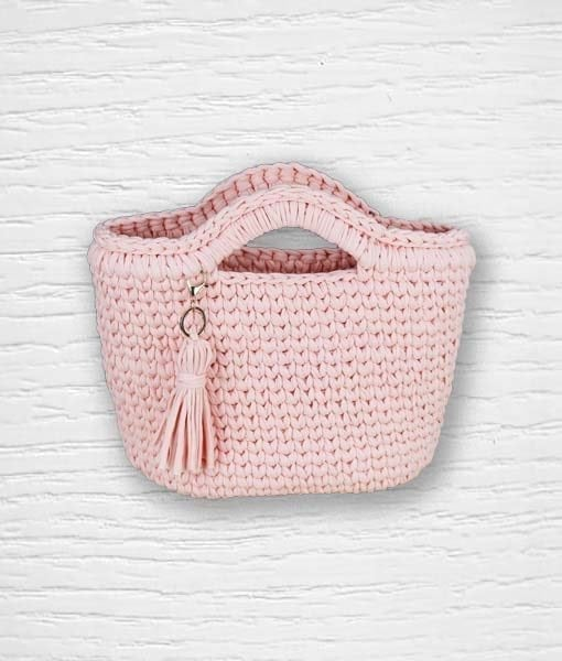 Modèle 2 TrapiXL trapilho Lidia Crochet Tricot