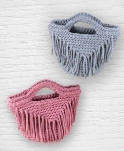 Modèle 3 TrapiXL trapilho Lidia Crochet Tricot