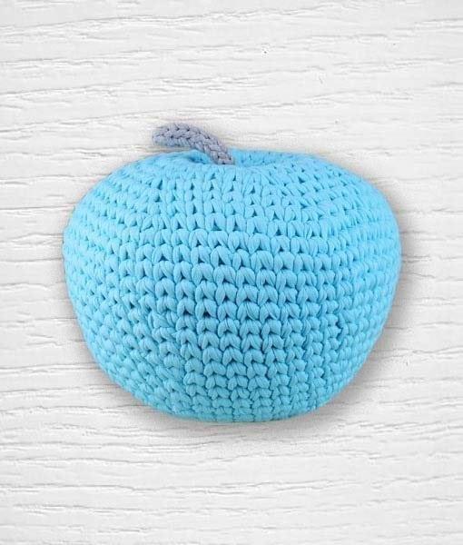 Modèle 4 TrapiXL trapilho Lidia Crochet Tricot