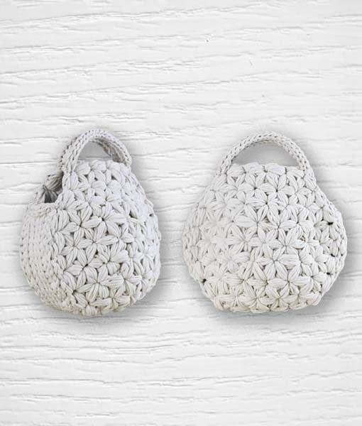 Modèle 6 TrapiXL trapilho Lidia Crochet Tricot
