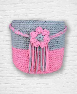 Modèle 8 TrapiXL trapilho Lidia Crochet Tricot
