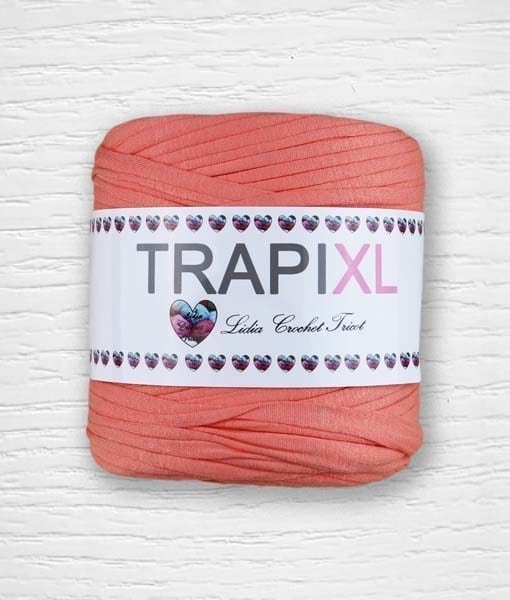 31 TrapiXL trapilho Lidia Crochet Tricot