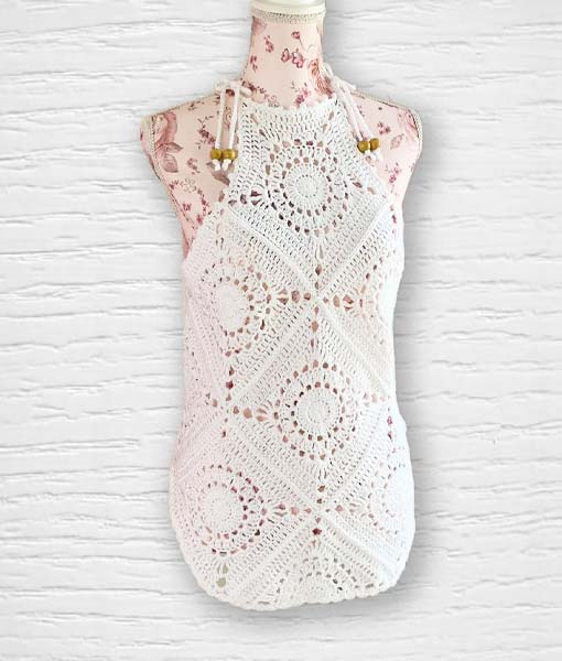 Cupidon ouvrage Lidia Crochet Tricot 29