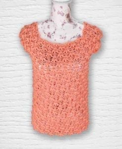 Cupidon ouvrage Lidia Crochet Tricot 3