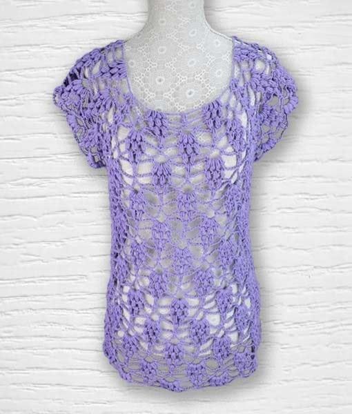 Cupidon Lidia Crochet Tricot 6